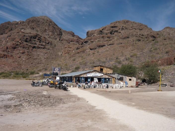 Baja Experience