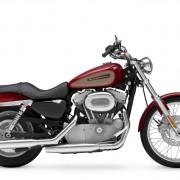 Kat. 2 Harley-Davidson Sportster 883