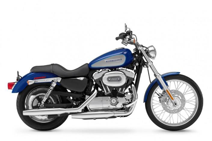 Kat. 2 Harley-Davidson Sportster 1200