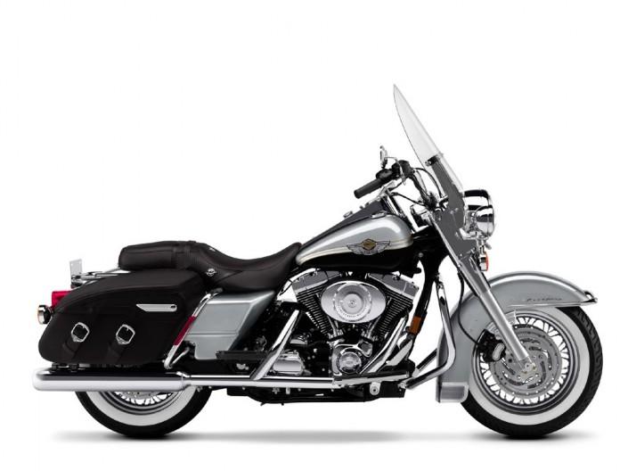 Kat. 3 Harley-Davidson Road King