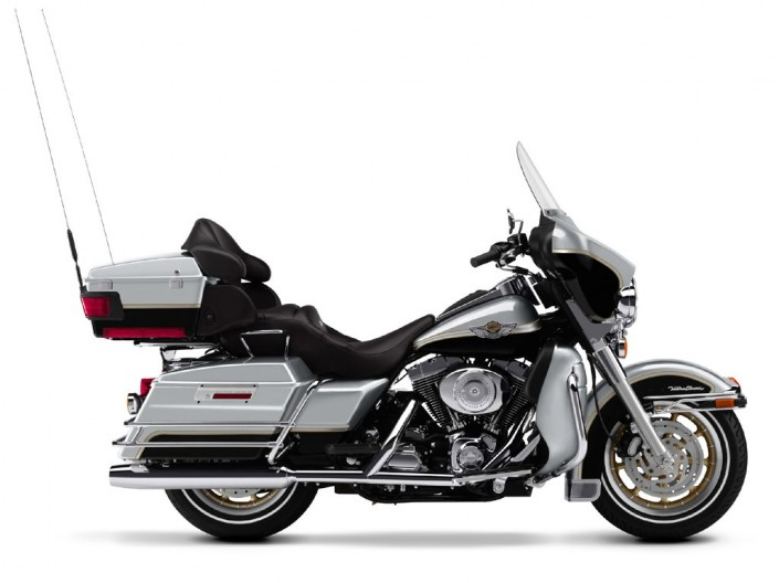 Kat. 4 Harley-Davidson Ultra Glide