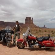 Motorrad Miete