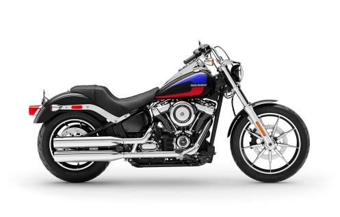 Kat. 3 Harley-Davidson Low Rider